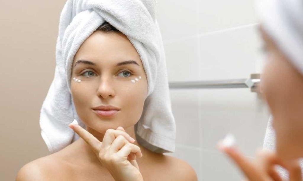 Steps Help Skin Regain Natural Balance