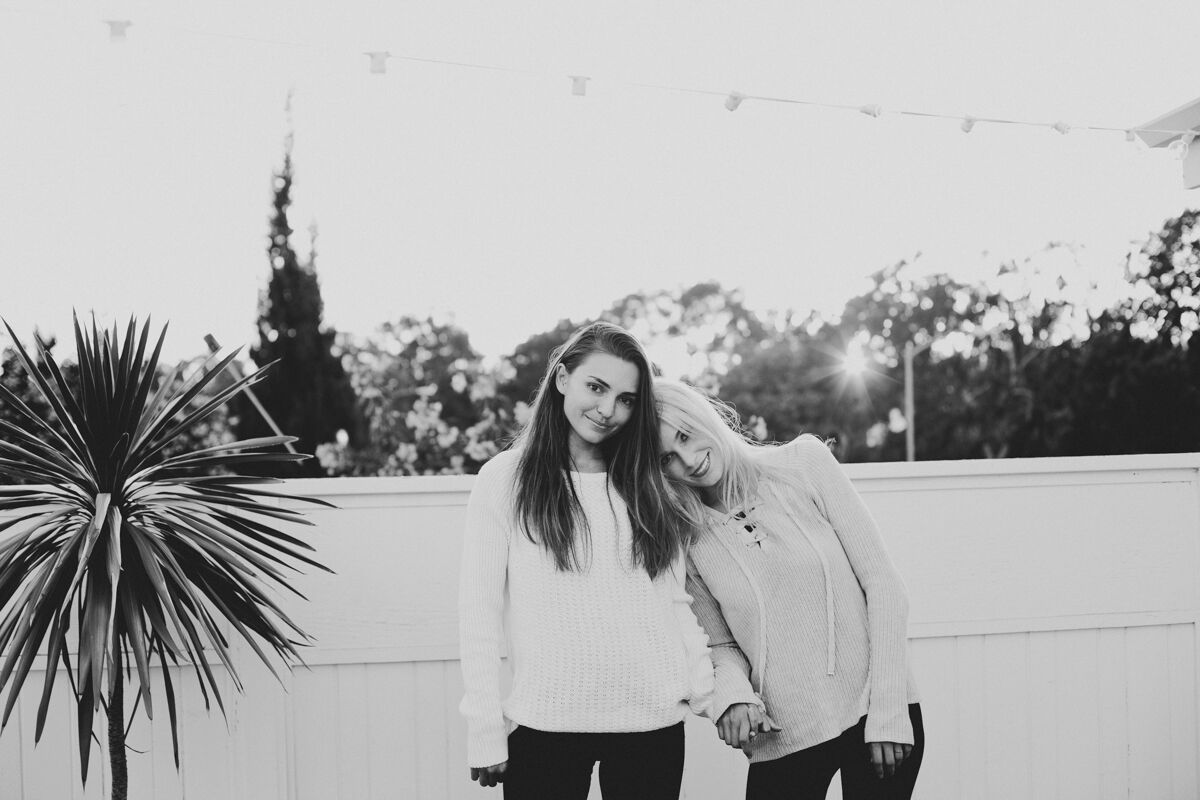 Jess & Lisa